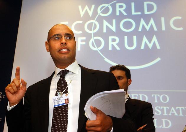 MIDEAST JORDAN WORLD ECONOMIC FORUM