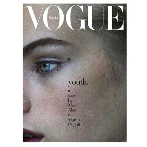 Y O U T H ⭐️ a whole october issue of @vogueitalia shot by me and @macpiggott ⭐️ thanks to @francasozzani1 for beleivong us for this special project and putting up with us also