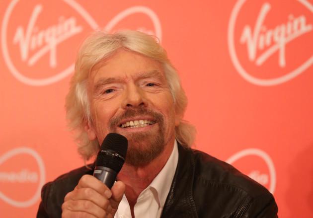 .  Richard Branson- founded