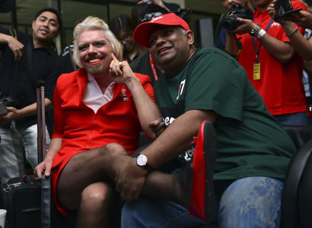 Malaysia Richard Branson