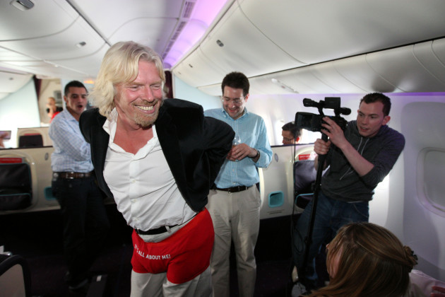 Virgin announce new round-the-world fares