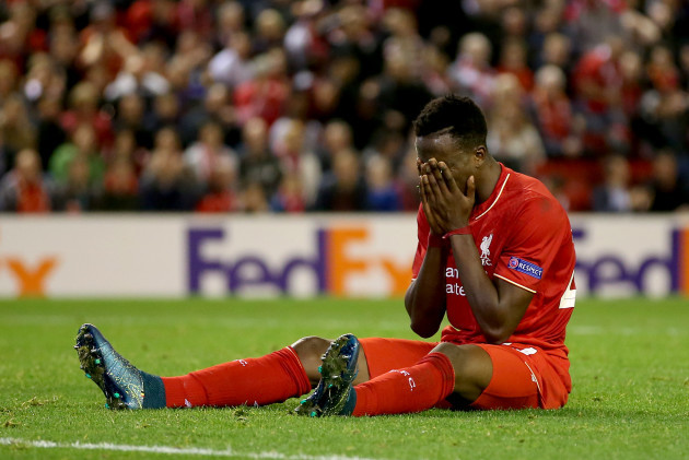 Soccer - UEFA Europa League - Group B - Liverpool v FC Sion - Anfield