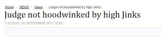 highjinks