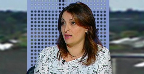 Midday on TV3Sarina Bellissimo