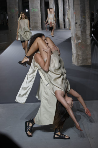 Paris Fashion Rick Owens