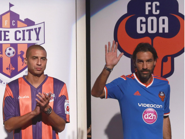 India Soccer Pires Suspended