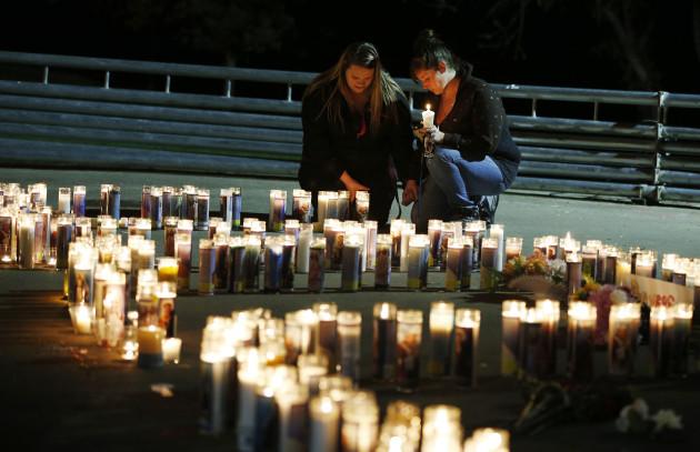 APTOPIX Oregon School Shooting