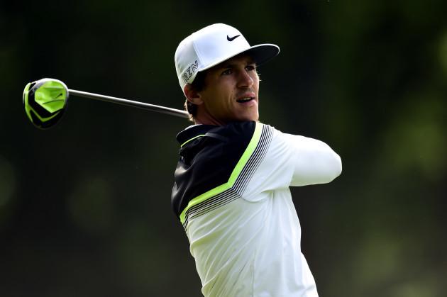 Golf - 2015 BMW PGA Championship - Day Two - Wentworth Golf Club
