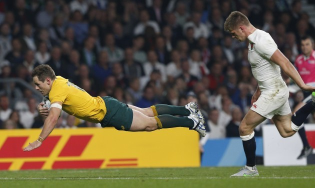 Britain Rugby WCup England Australia