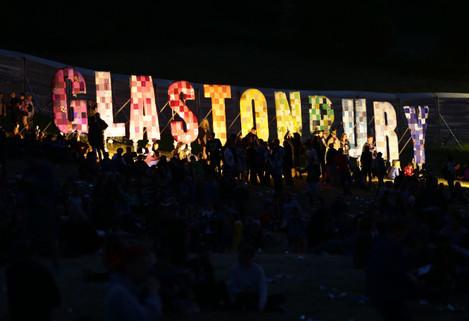 Glastonbury Festival 2015 - Preparations