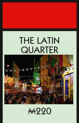 The Latin Quarrter R2