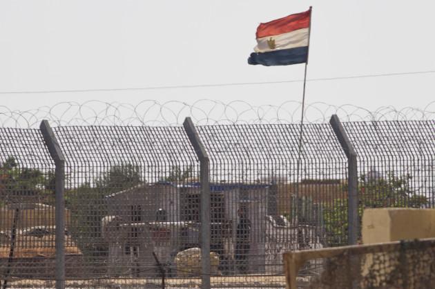 Mideast Israel Egypt