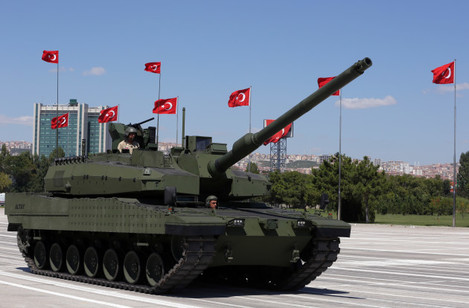 Turkey Army Day
