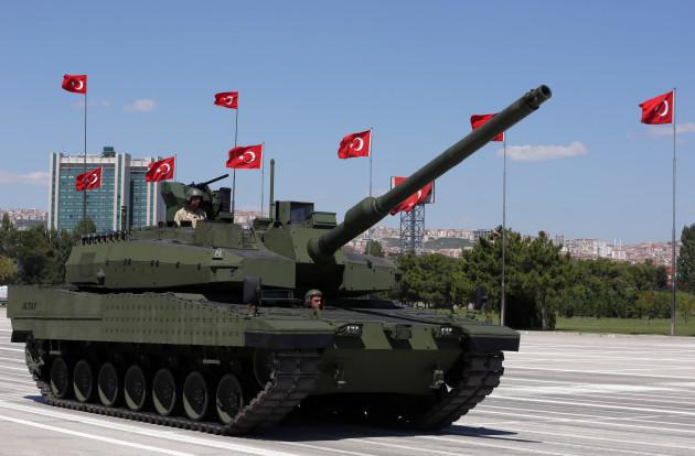Turkey Army Day
