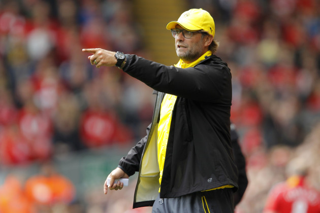 Soccer - Jurgen Klopp File Photo