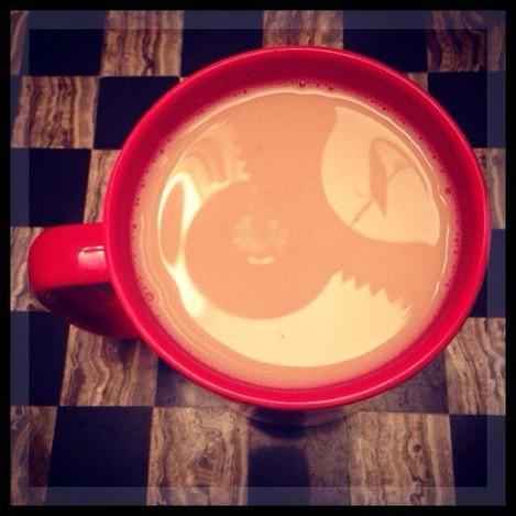 Where there is Tea, There is Love... #iLoveTea#LyonsTea#IrishTea#GrandCupOfCha