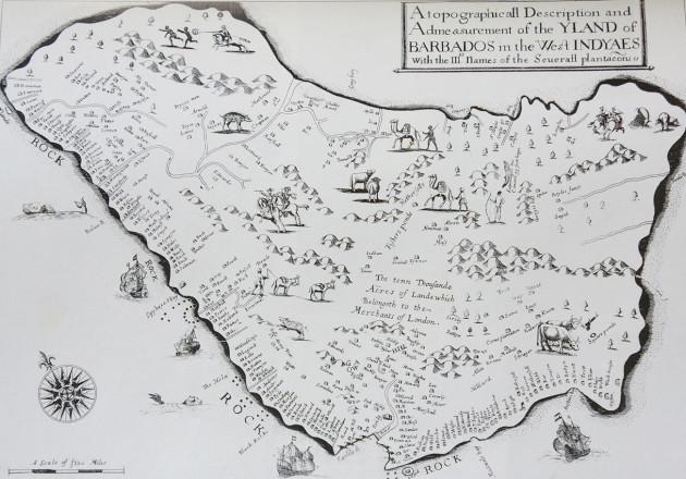 The unfree Irish in the Caribbean were indentured servants