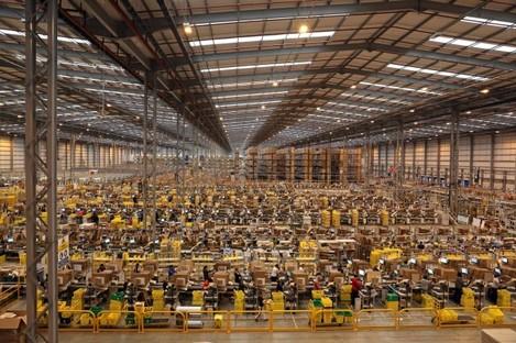 Amazon UK Fulfilment Centre - Peterborough