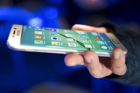 Samsung Galaxy S6 phones unveiled