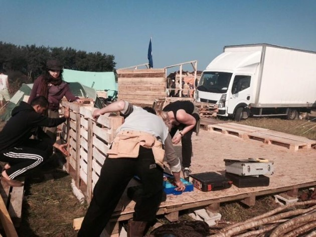 Photos from Ireland Calais Refugee... - Ireland Calais Refugee Solidarity | Facebook