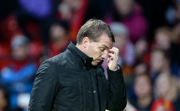 Soccer - Brendan Rodgers File Photo