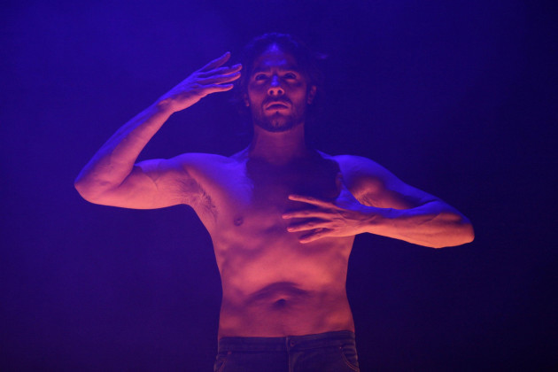 Spanish flamenco dancer Joaquin Cortes - London