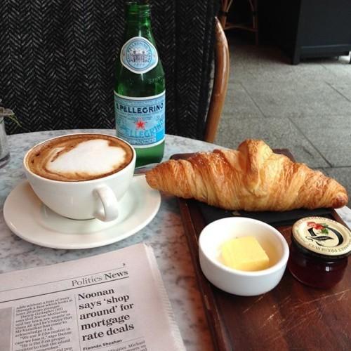 Breakfast in Dublin. #iifym