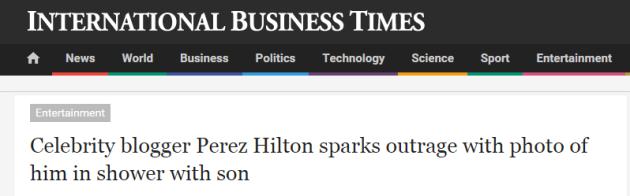 headline one