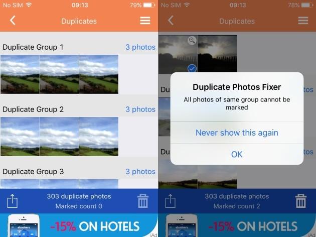 Duplicate Photo Fixer