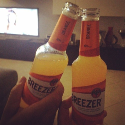 #bacardibreezer#relaxtime#seredestate#withmylove