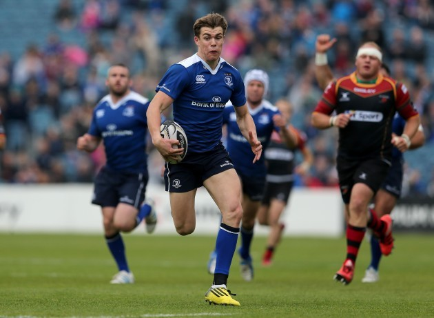 Garry Ringrose makes a break