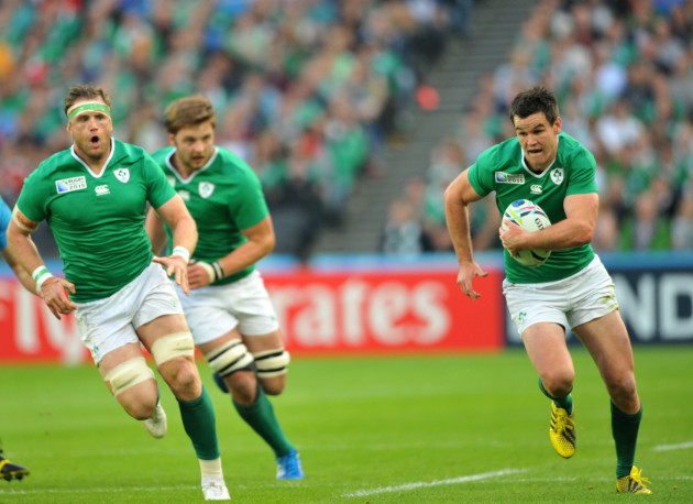 Britain Rugby WCup Ireland Italy