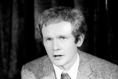 Politics - Martin McGuinness
