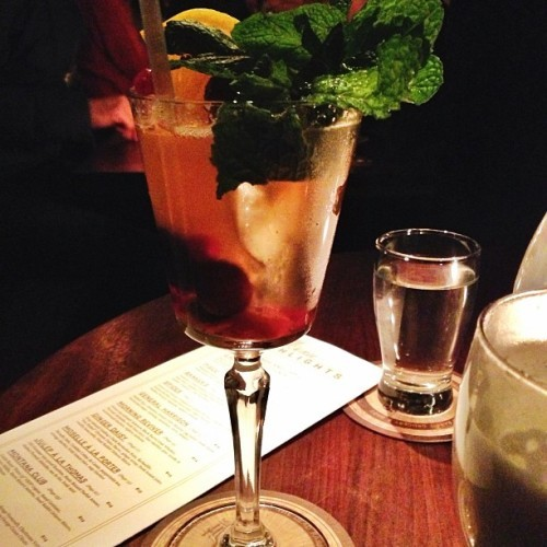 Best cocktails #deadrabbitnyc #nyc