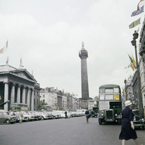 Ireland Dublin O'Connell Street