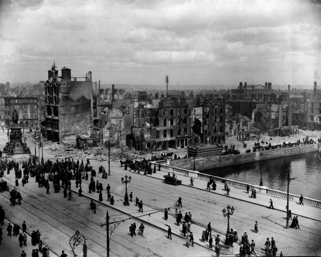 DUBLIN : cMAY 1916