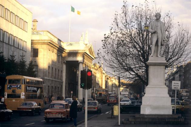 Landmarks - O'Connell Street - Dublin