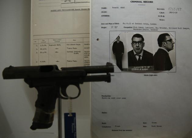 Britain Crime Museum