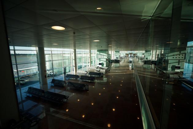 BCN, Barcelona Airport Terminal 1