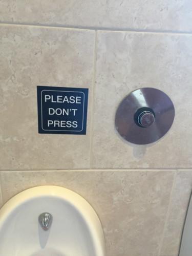 don'tpress