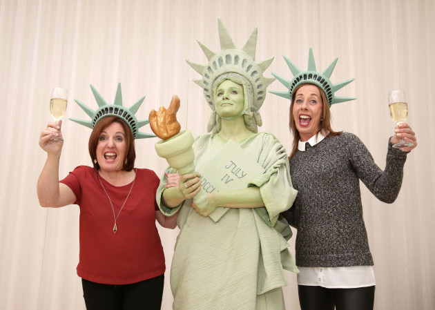 KERRY WOMAN TAKES BIGGER BETTER BITE OUT OF THE BIG APPLE 027