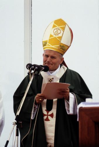 Religion - Pope John Paul II Visit - Ireland - Galway's Ballybrit racecourse - 1979