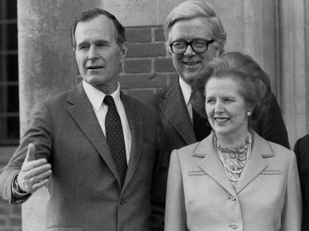 Britain Obit Howe _Acos