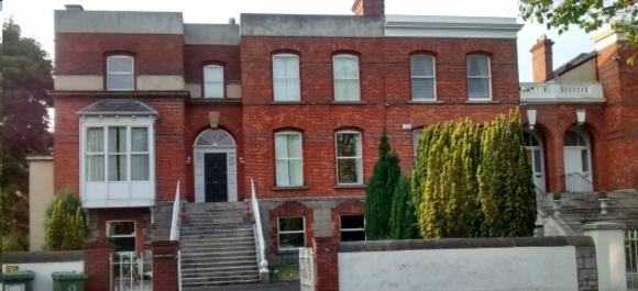 Over 9,000 Irish women or 'inmates' went through these doors, forced