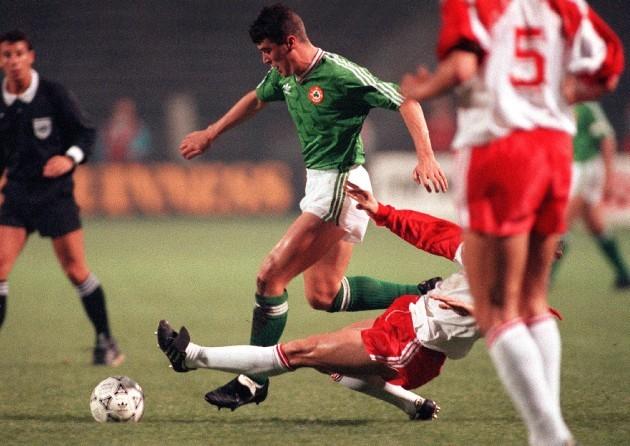 Roy Keane 16/10/1991