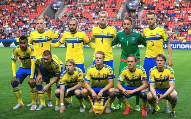 Soccer - UEFA European Under-21 Championship - Final - Sweden v Portugal - Eden Stadium