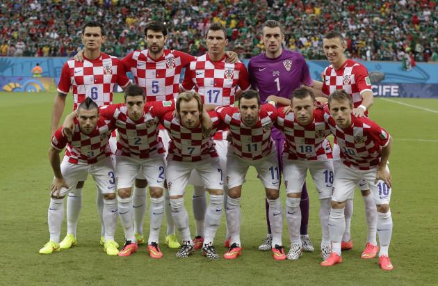 Brazil Soccer WCup Croatia Mexico