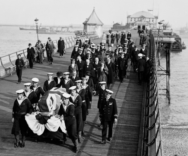 World War One - Nurse Edith Cavell - Dover