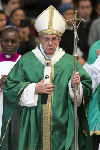 Vatican Pope Compassionate Church