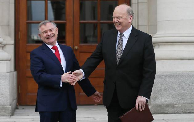 Irish Budget 2015